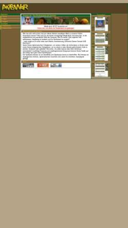 Vorschau der mobilen Webseite www.antswar.eu, Antswar
