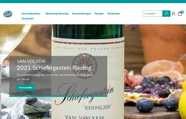 Vorschau von vomfass.de, Vom Fass