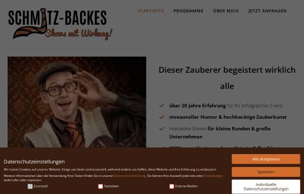 Vorschau von www.schmitz-backes.com, Büttenredner Schmitz-Backes