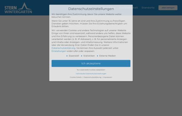 Vorschau von www.stern-wintergarten.de, Stern Wintergarten