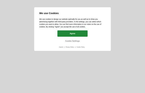 Vorschau von www.hartenberger-tauchsportcenter.de, Hartenberger Taucherlampen