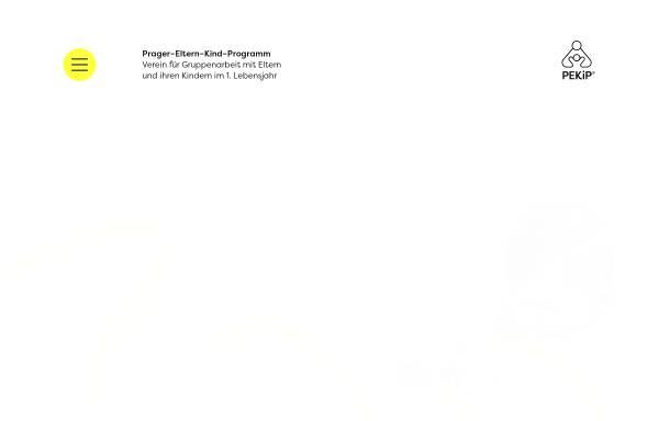 Vorschau von www.pekip-duesseldorf.de, KED - Kooperative Elternschule Düsseldorf-Zoo