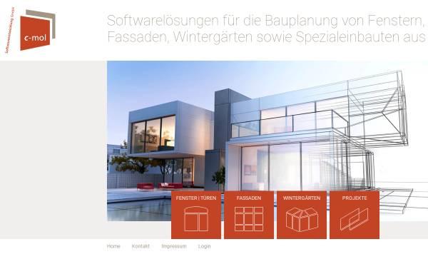 Vorschau von www.c-mol.de, C-MOL Softwareentwicklung GmbH