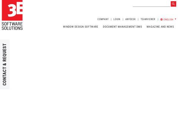 Vorschau von www.3e-it.com, 3E Datentechnik GmbH