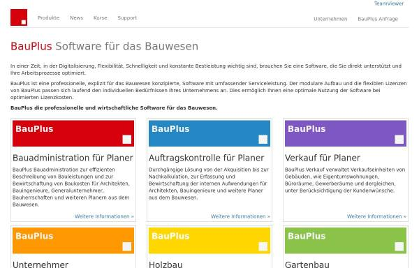Vorschau von www.heiniger.ch, Heiniger & Partner AG