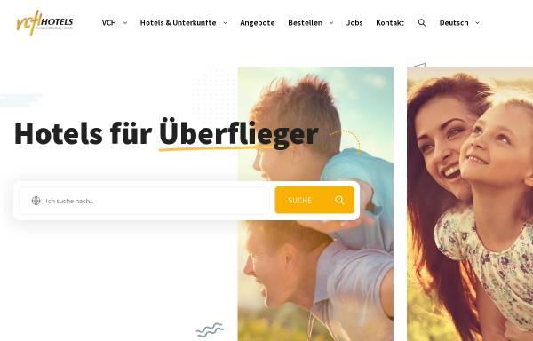 Vorschau von www.vch.ch, VCH Verband christlicher Hotels