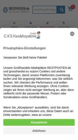 Großhandel Sonderposten In Solingen Restposten Wirtschaftsdienste