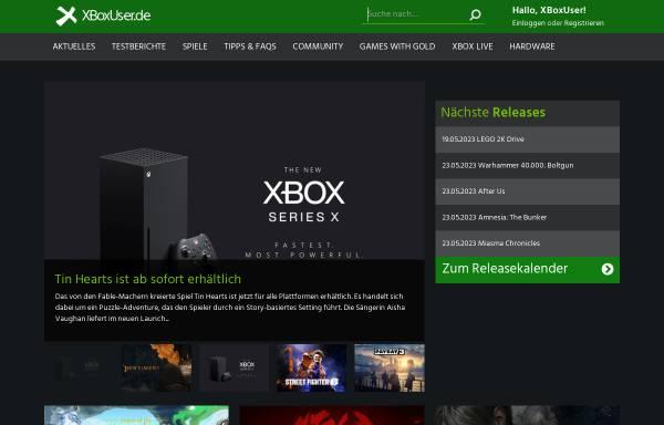Vorschau von www.xbox360community.net, Xbox 360 Community