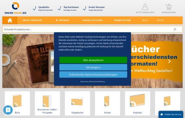Vorschau von www.online-druck.biz, online-druck.biz