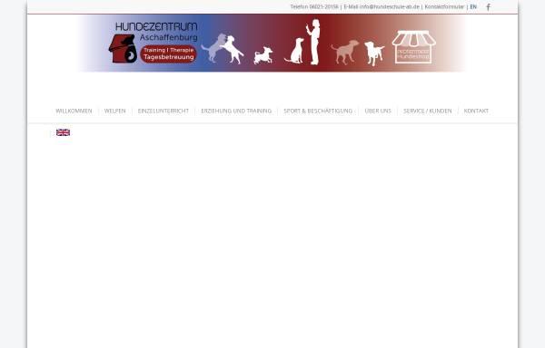 Vorschau von www.hundeschule-ab.de, Hundeschule Aschaffenburg