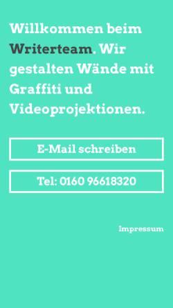 Vorschau der mobilen Webseite www.galileomedia.de, Galileo Webdesign-Agentur