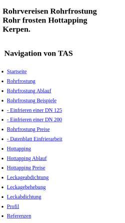 Vorschau der mobilen Webseite leaksealing.de, leaksealing.de - Leckabdichtung während des Betriebes