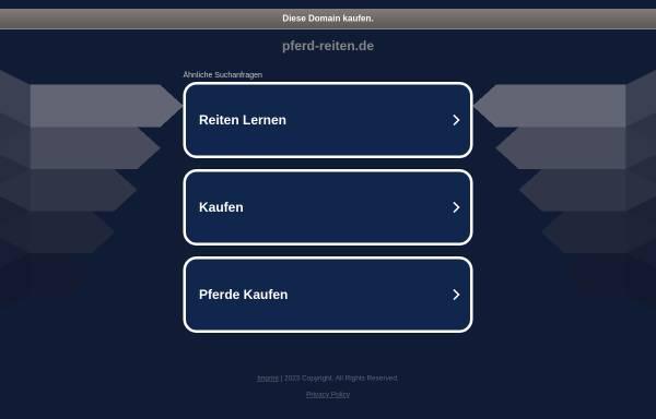 Vorschau von www.pferd-reiten.de, Forum zum Thema Pferde und Reiten