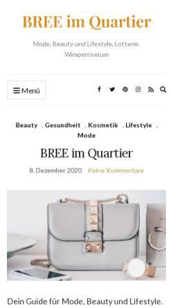 BREE Online Shop: Handtaschen, Accessoires & Onlineshops bree-im ...