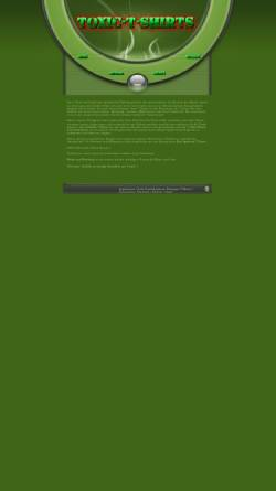 Vorschau der mobilen Webseite www.toxictshirts.de, ToxicTshirts