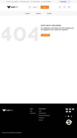 Vorschau der mobilen Webseite www.kotraeppchen.de, KotRaeppchen.de - T-Shirts and more...