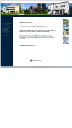 Vorschau der mobilen Webseite www.fliegende-hausmeister.de, Der fliegende Hausmeister