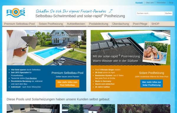 Vorschau von www.selbstbau.com, selbstbau.com - Schwimmbecken selbst bauen