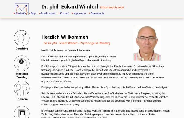 Vorschau von www.dr-winderl.de, Appartements Dr. Winderl