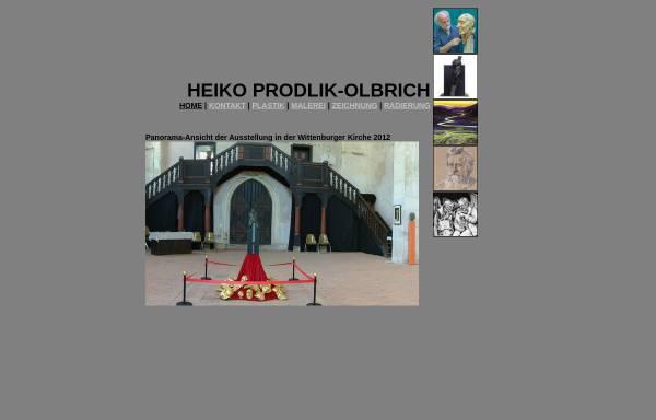 Vorschau von prodlik-olbrich.de, Heiko Prodlik-Olbrich
