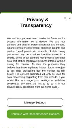 Vorschau der mobilen Webseite www.banksuche.com, Bankleitzahlen in Deutschland, Österreich und der Schweiz