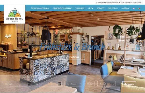 Vorschau von www.atzinger.at, Hotel Atzinger - Familienurlaub in Tirol