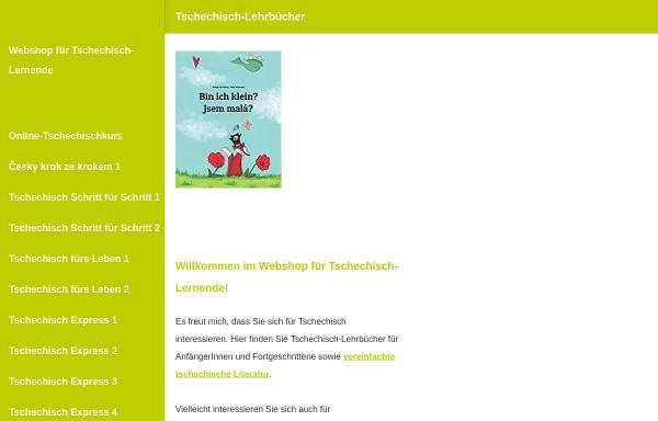 Vorschau von www.sebelova.at, Sprachtrainerin für Tschechisch