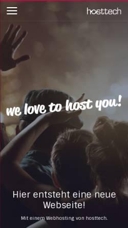 Vorschau der mobilen Webseite www.inax.ch, Inax AG