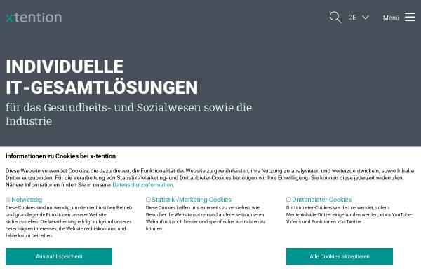 Vorschau von icw-global.com, InterComponentWare AG