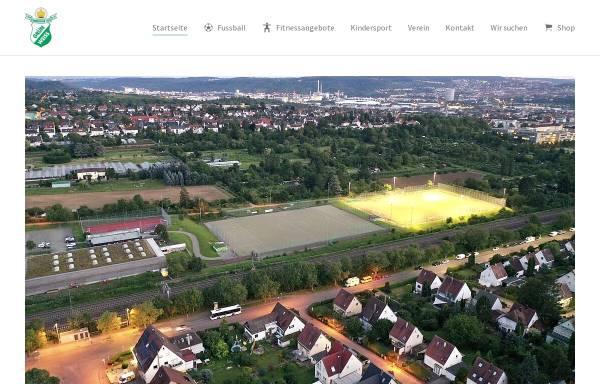 Vorschau von www.gruen-weiss-sommerrain.de, SV Grün-Weiss Sommerrain 1989 e.V.