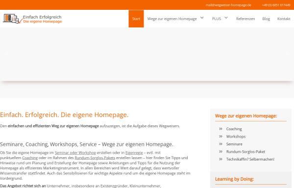 Vorschau von www.netlutions.de, [netlutions.de] : : Dienstleister für Internet-Projekte