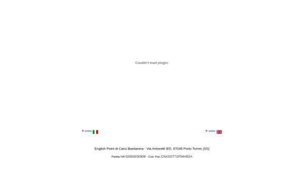 Vorschau von www.languagespoint.com, Languages Point - Italienische Sprachschule in Porto Torres, Sardinien