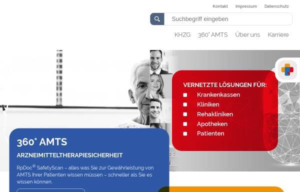 Vorschau von www.rpdoc.de, RpDoc Solutions GmbH