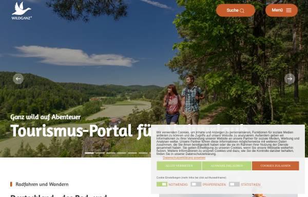 Vorschau von www.wanderkompass.de, wanderkompass.de - Das Portal für Wanderer