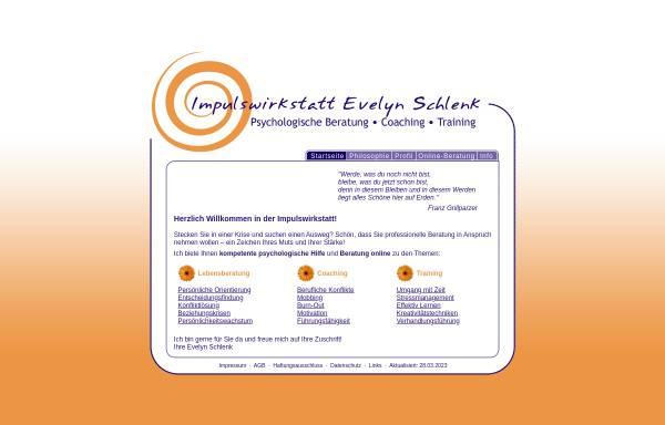 Vorschau von www.impulswirkstatt.de, Psychologische Beratung Online bei Problemen in der Partnerschaft