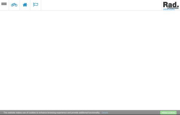 Vorschau von www.rad-international.com, Rad-International Sportreisen