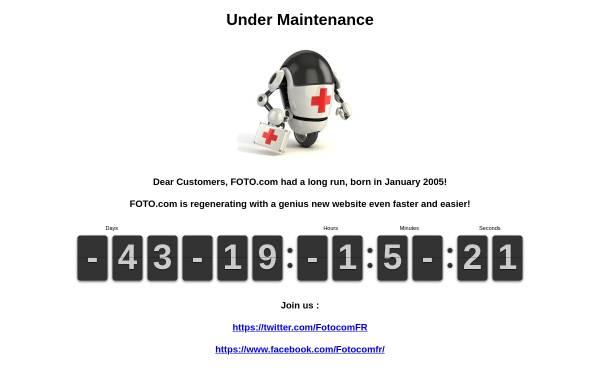 Vorschau von de.foto.com, Foto.com