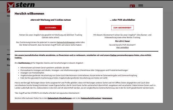 Vorschau von www.stern.de, Ratgeber Allergie