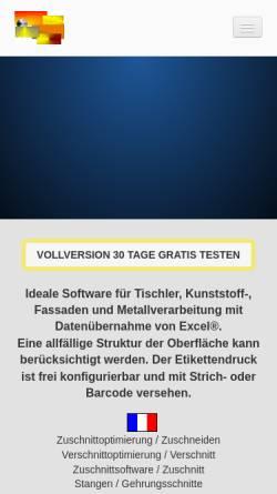 Vorschau der mobilen Webseite www.bestopt.de, BestOpt - Stephan Schmidt