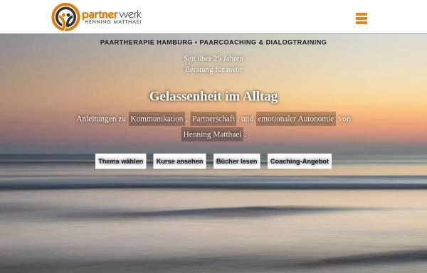 Vorschau von www.partnerwerk.de, partnerwerk