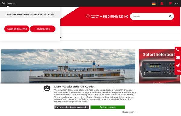 Vorschau von www.meilhaus.de, PC Messtechnik - Meilhaus Electronic GmbH
