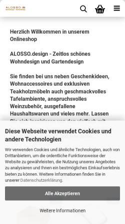 00da933b107f53 Alosso.design - Zeitlos schöne Dinge für Wohnung und Garten  Design ...