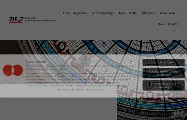 Vorschau von www.i-e-profil.de, Das Ich-Entwicklungs-Profil