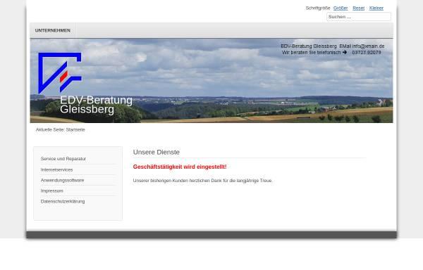 Vorschau von www.agrar-partner.de, EDV-Beratung Ulrich Gleissberg