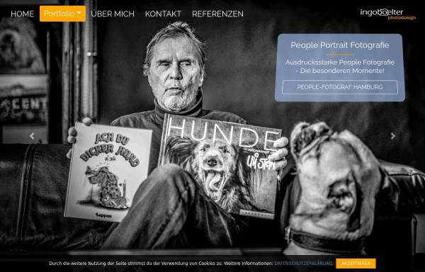 Vorschau von ingoboelter.de, ingoboelter photodesign