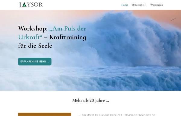 Vorschau von www.laysor.com, Uly-Christin Laysor
