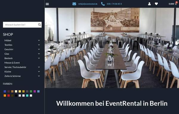 Vorschau von www.allesfuerihreparty.de, Alles für Ihre Party H & K GmbH Berlin