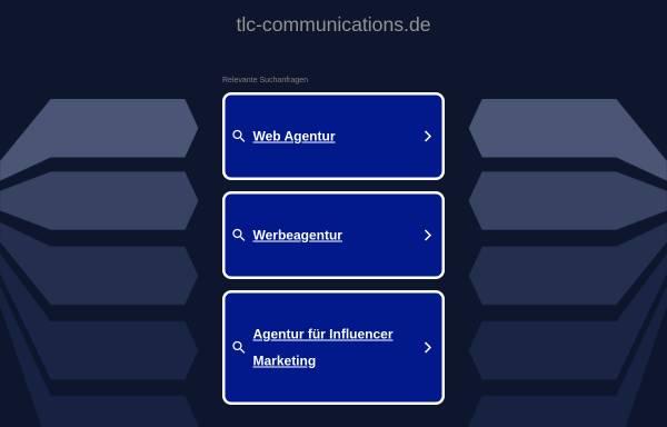 Vorschau von www.tlc-communications.de, tlc communications GmbH & Co. KG