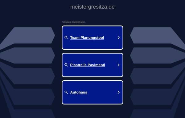 Vorschau von www.meistergresitza.de, Dachdeckerei Jochen Gresitza und Handels GmbH