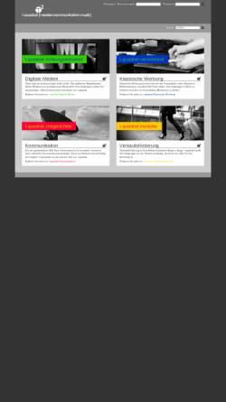 Vorschau der mobilen Webseite www.agentur-tquadrat.de, t.quadrat [medien.kommunikation.musik]